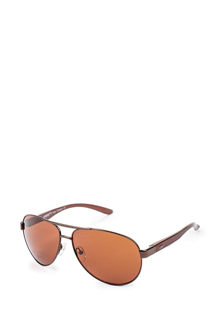 Мужские солнцезащитные очки Fabretti E270011-2