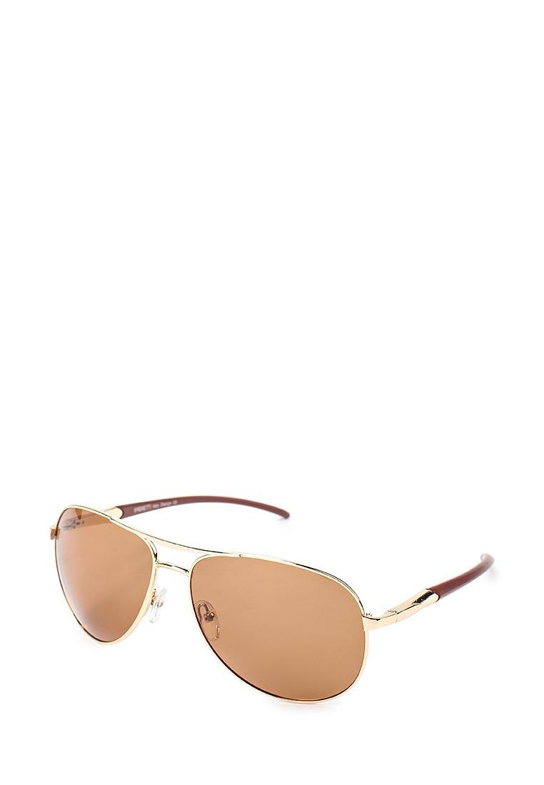Мужские солнцезащитные очки Fabretti E270028-2P