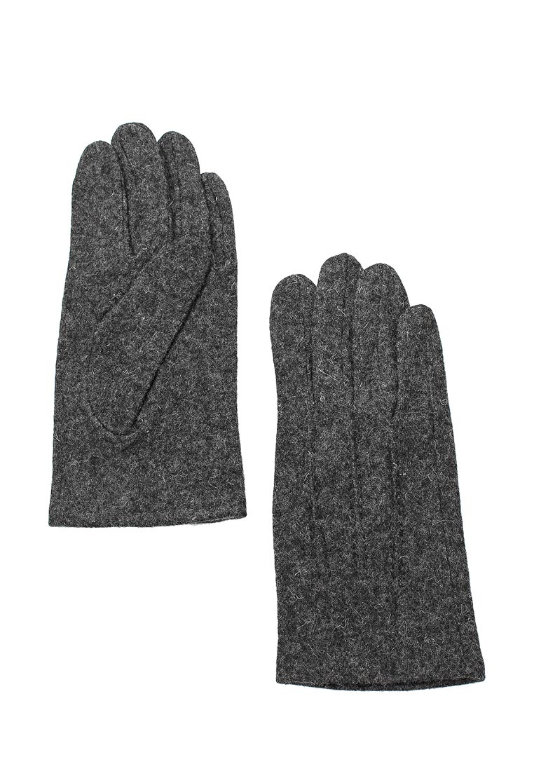 Мужские перчатки Fabretti HB2015-5-Melang d.grey