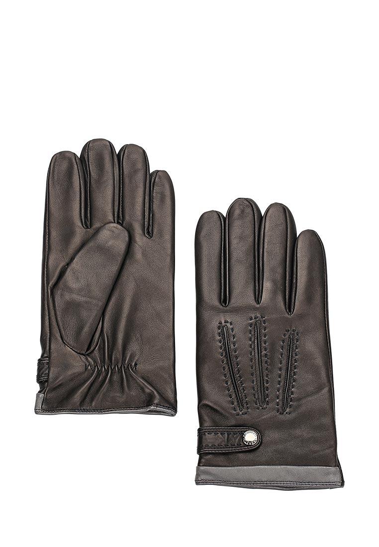 Мужские перчатки Fabretti 12.82-1 black