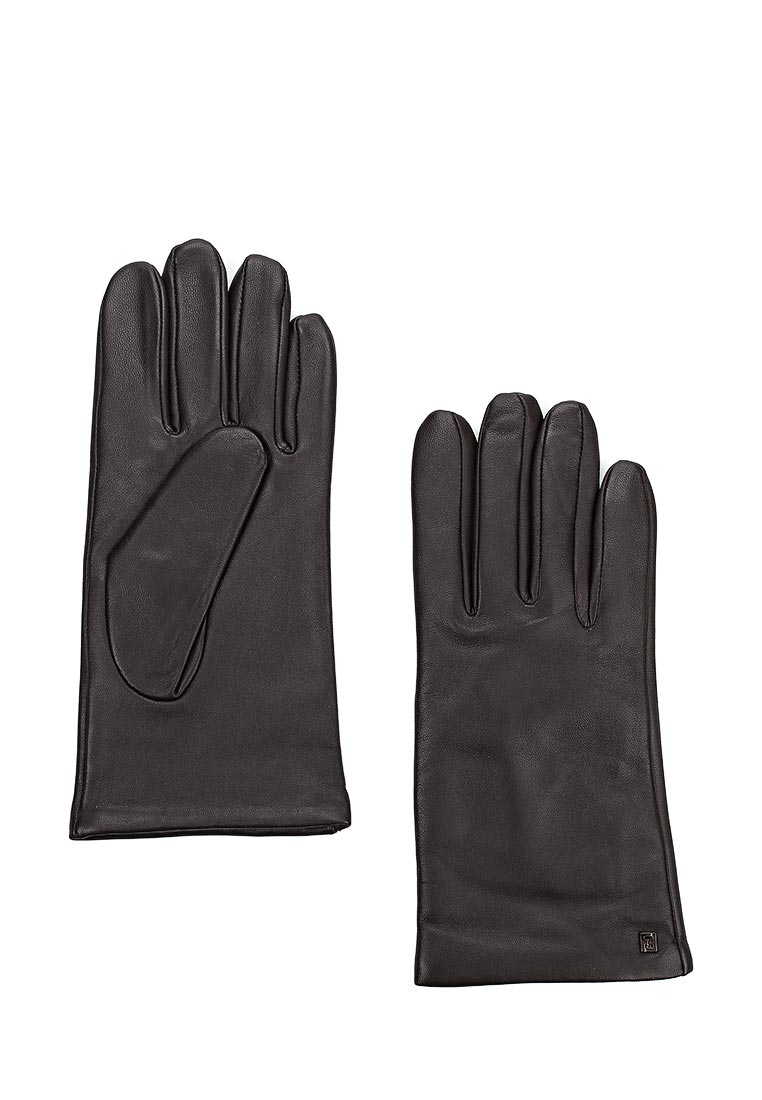 Мужские перчатки Fabretti 12.45-2 chocolate