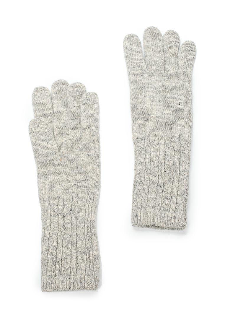 Женские перчатки Fabretti 12#-Melange Grey