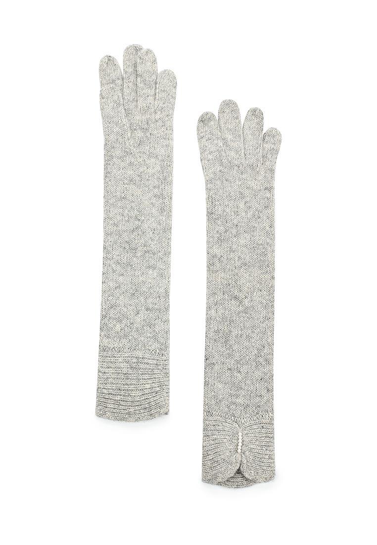 Женские перчатки Fabretti 2011-16#-M.Grey