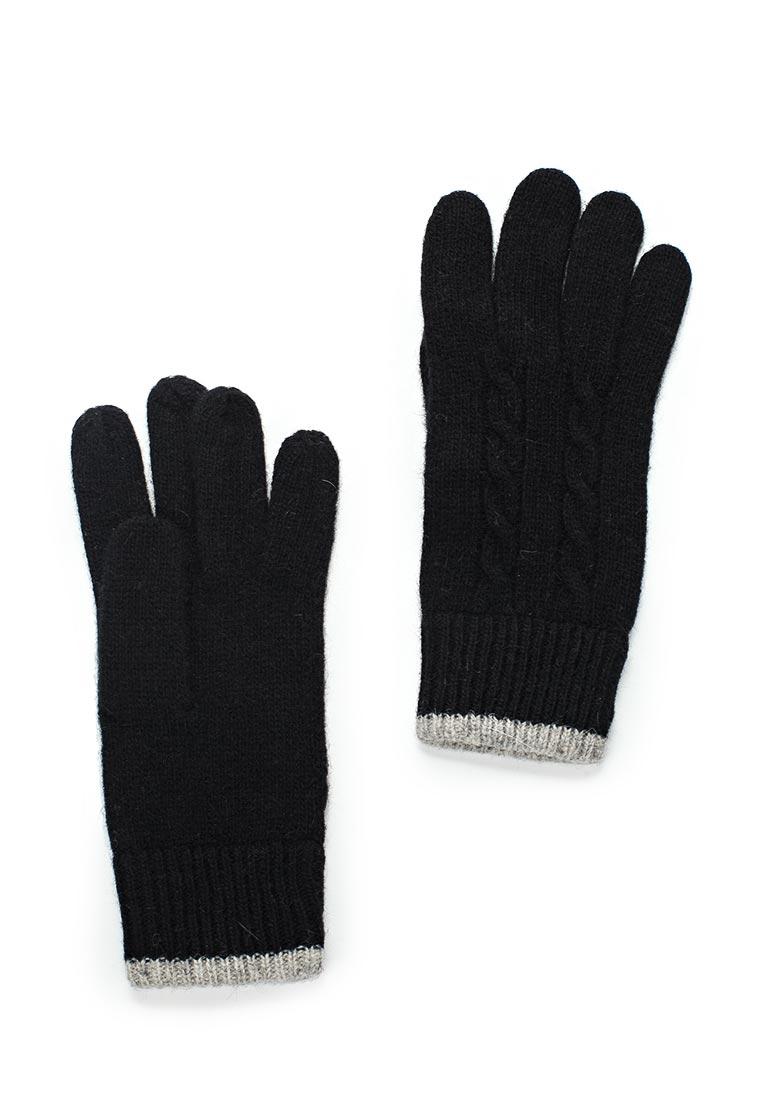 Женские перчатки Fabretti 8#-Black/Grey