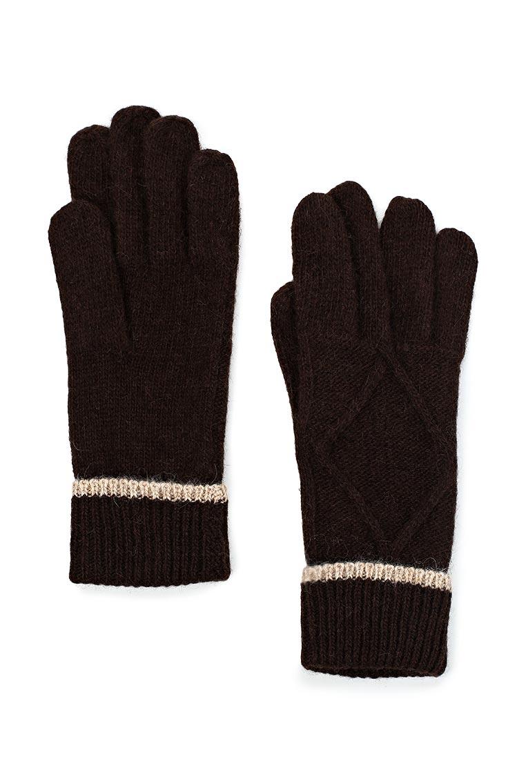 Женские перчатки Fabretti H1516-4-D.Brown