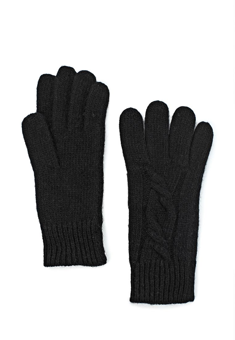 Женские перчатки Fabretti H2015-4-Black