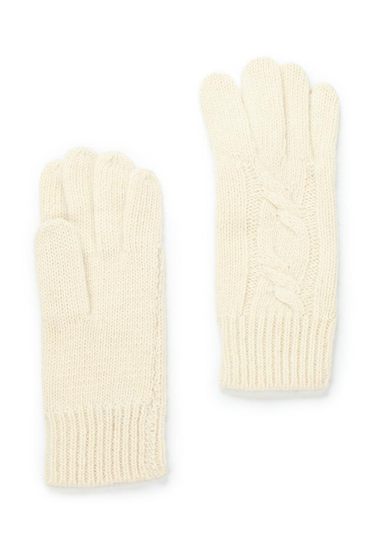 Женские перчатки Fabretti H2015-4-White