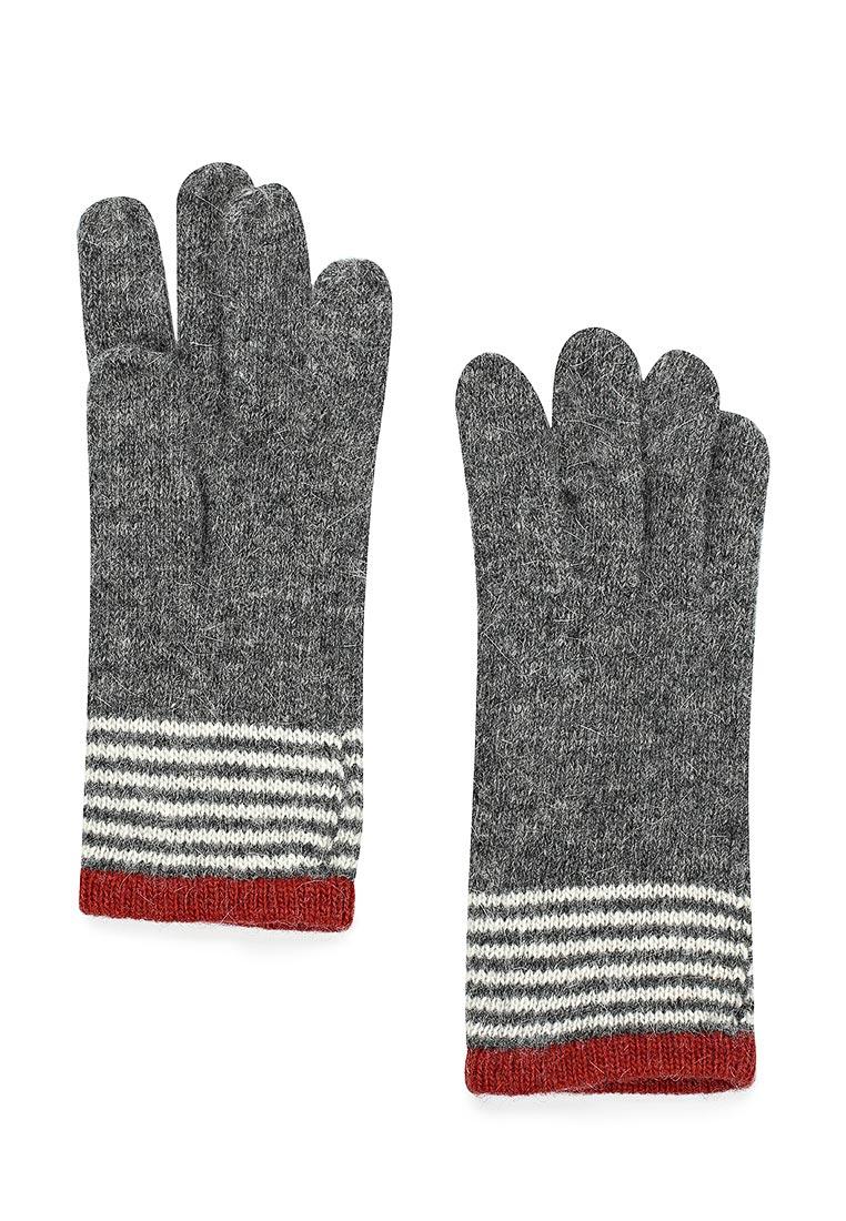 Женские перчатки Fabretti PH12-10#-M.Grey