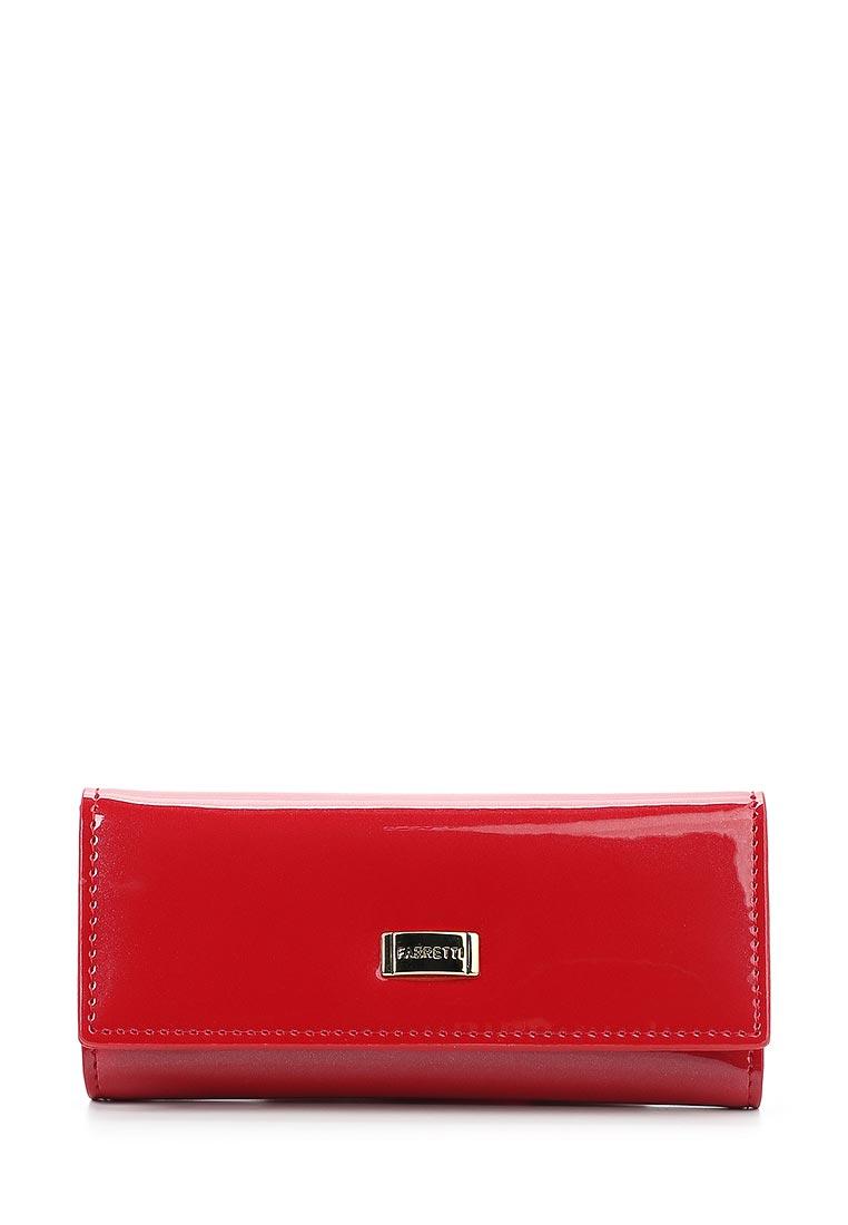 Брелок Fabretti 51002-red mirr L