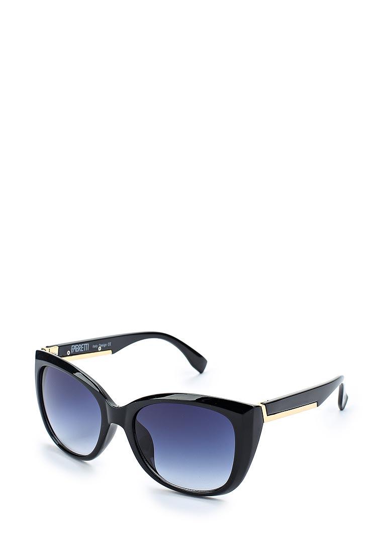 Женские солнцезащитные очки Fabretti EG3861018-1G