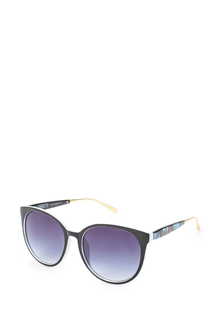 Женские солнцезащитные очки Fabretti EG3861057-1G