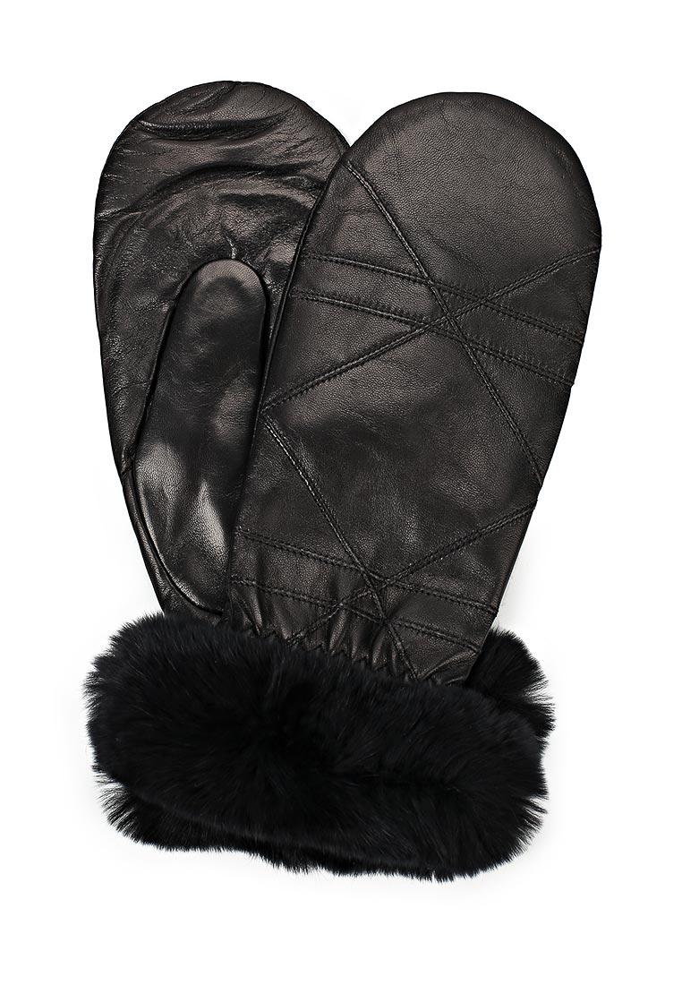 Женские варежки Fabretti 9.65-1 black