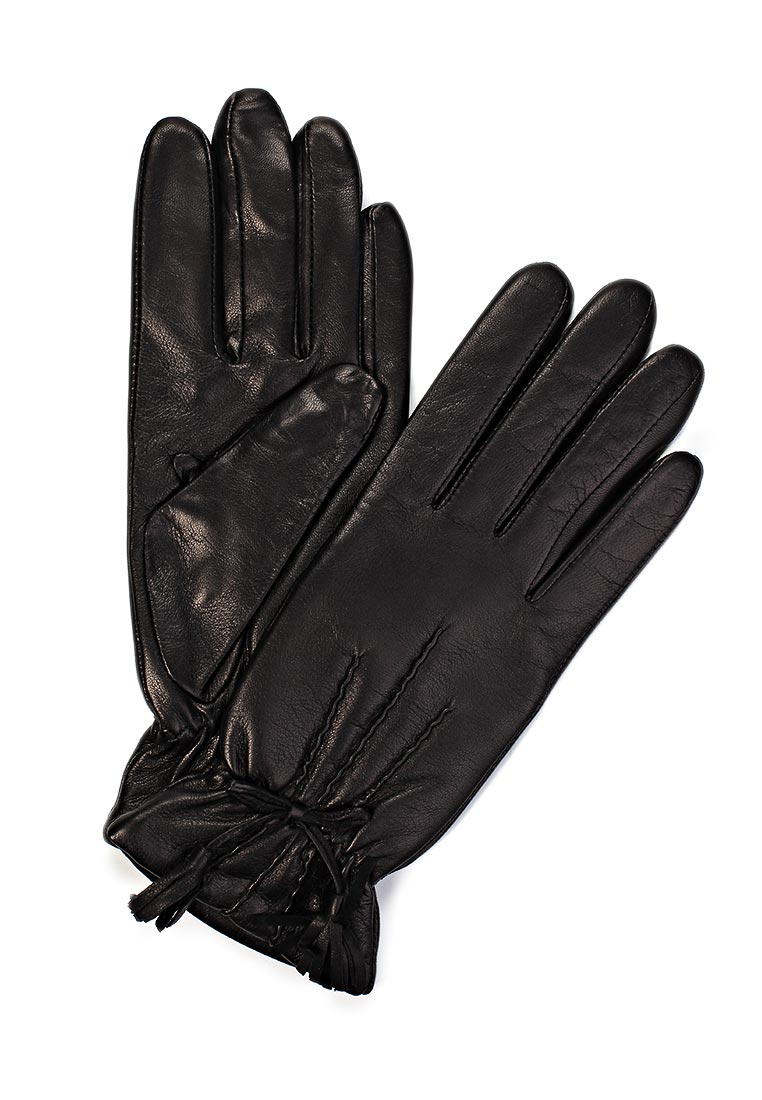 Женские перчатки Fabretti 20.2-1 black