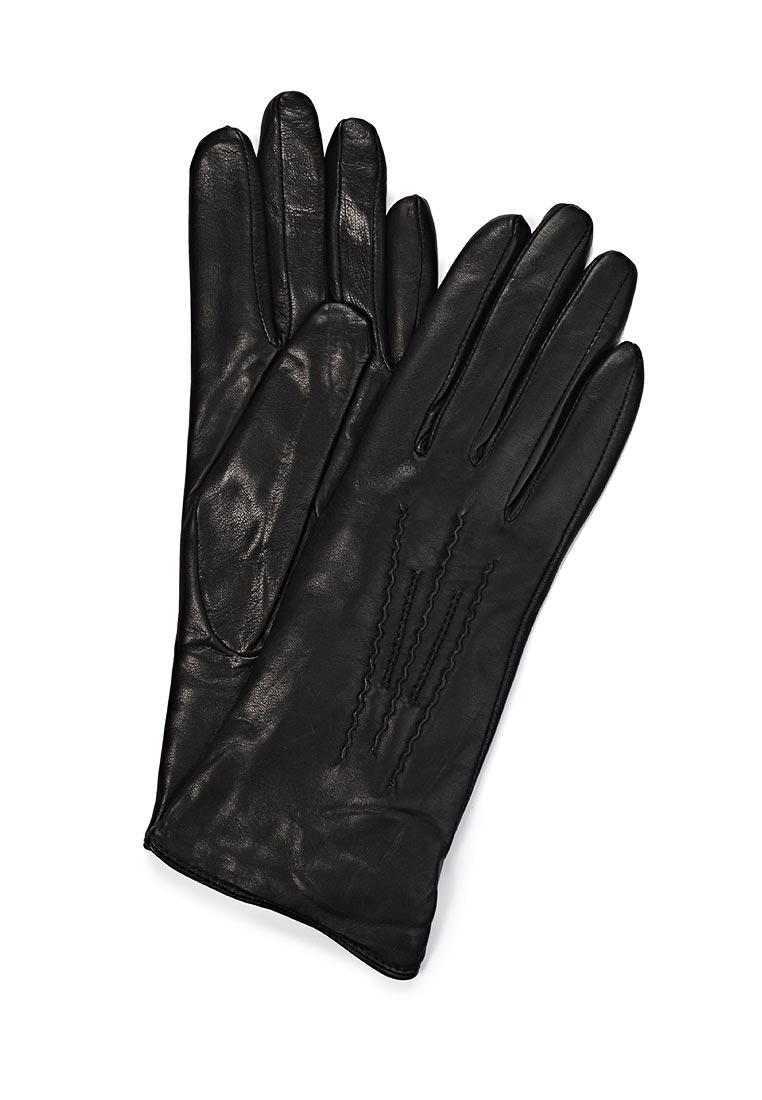 Женские перчатки Fabretti 21.4-1 black