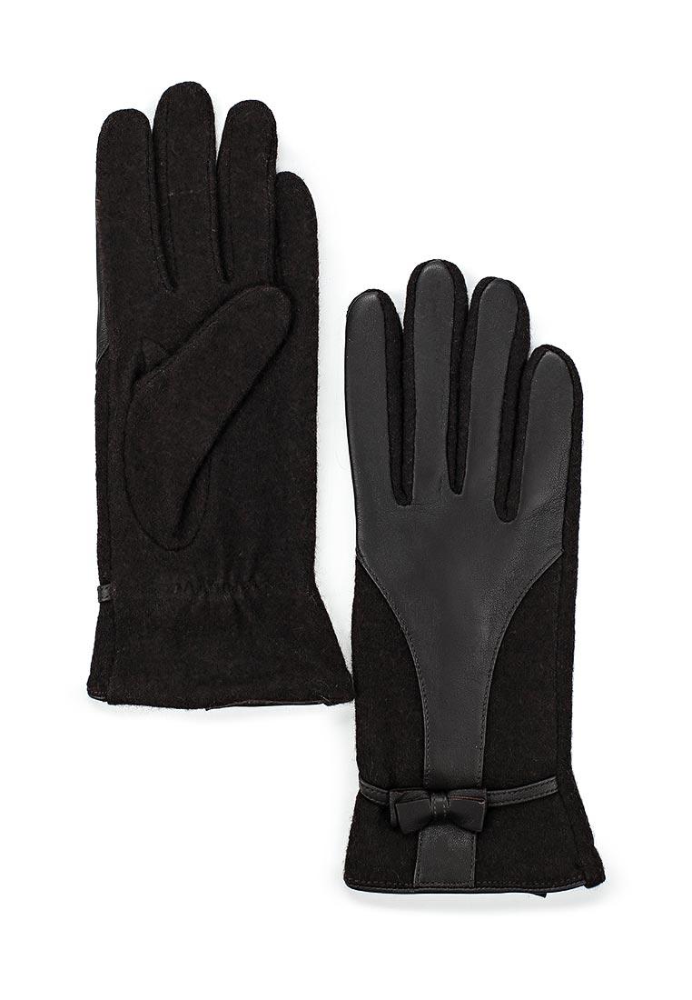 Женские перчатки Fabretti 3.1-2 chocolate