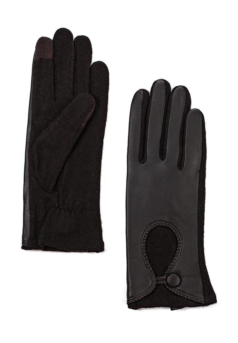 Женские перчатки Fabretti 3.3-2 chocolate
