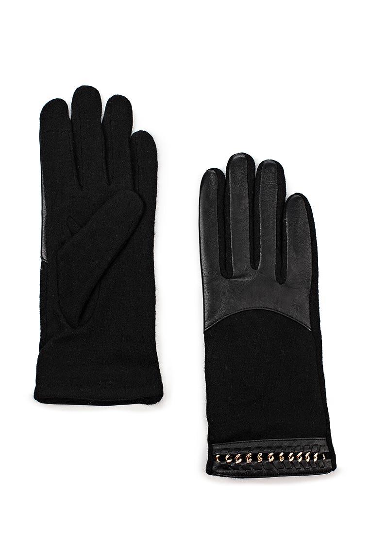 Женские перчатки Fabretti 3.7-1 black