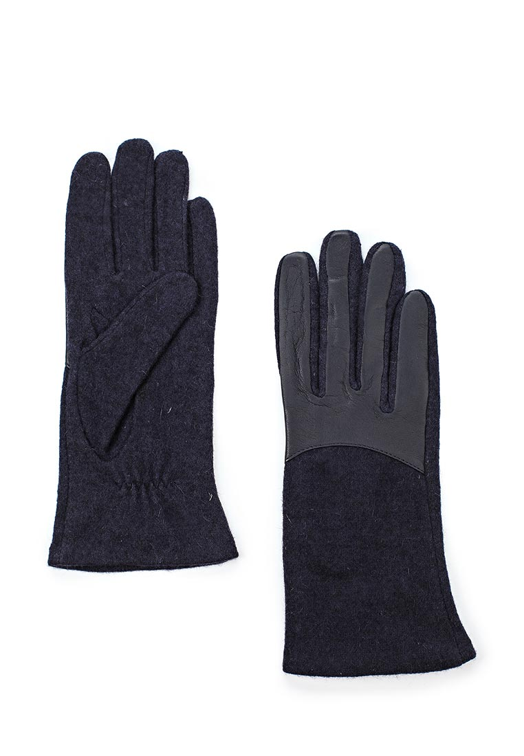 Женские перчатки Fabretti 3.9-12 navy