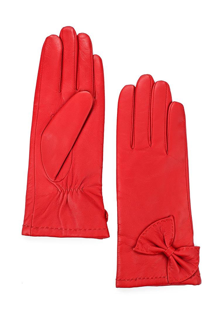 Женские перчатки Fabretti 2.37-7 red