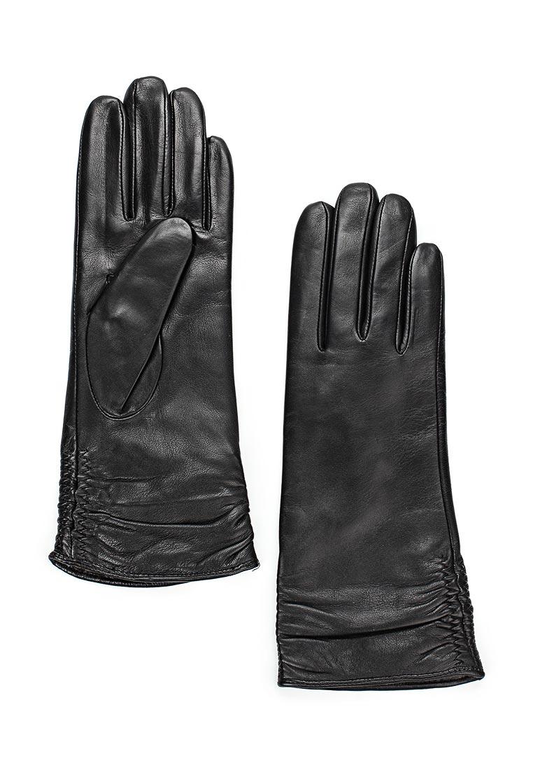 Женские перчатки Fabretti (Фабретти) 12.25-1 black