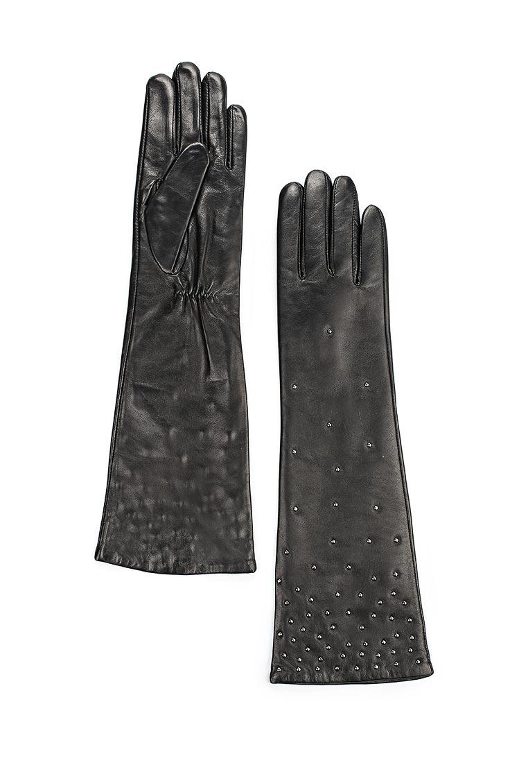 Женские перчатки Fabretti 9.89-1 black