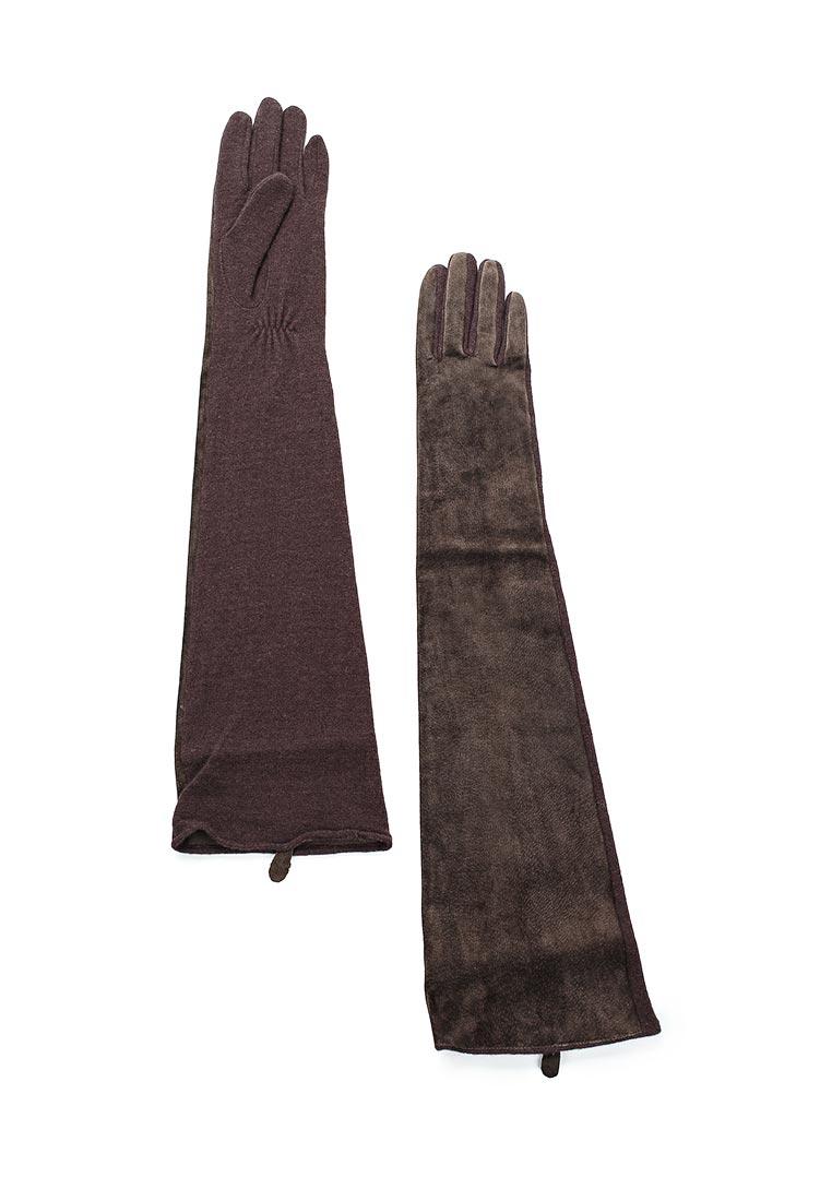 Женские перчатки Fabretti 23.2-2 brown