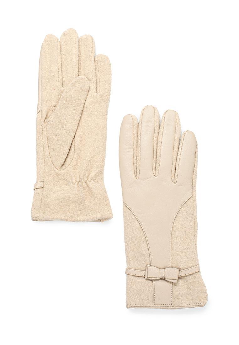 Женские перчатки Fabretti 3.1-5 beige