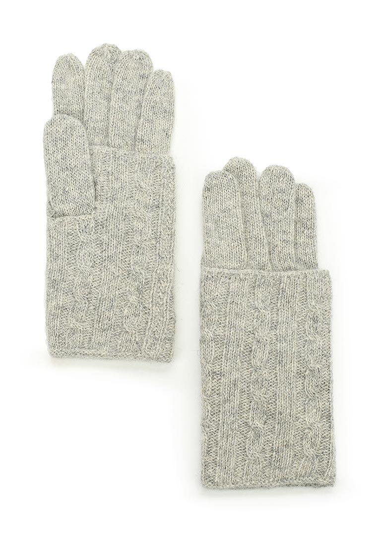 Женские перчатки Fabretti H2017-3-gray