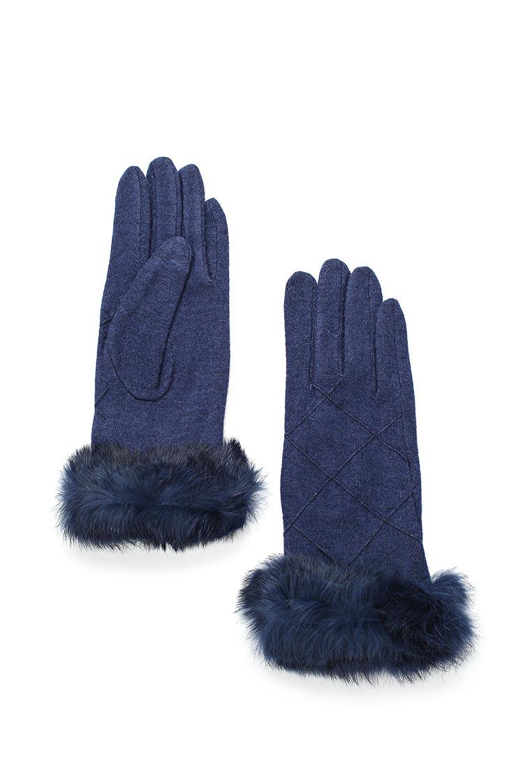 Женские перчатки Fabretti HB2016-4-navy