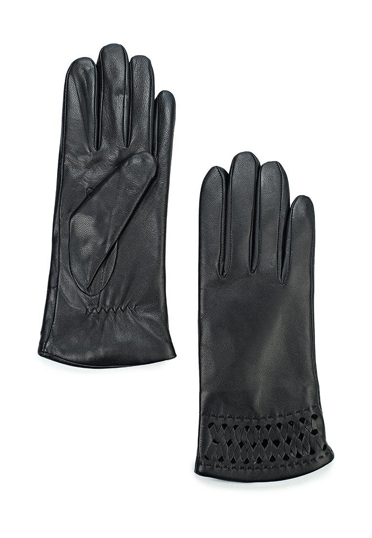 Женские перчатки Fabretti (Фабретти) 12.62-1 black