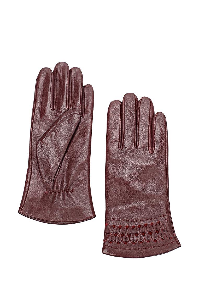 Женские перчатки Fabretti 12.62-8 wine