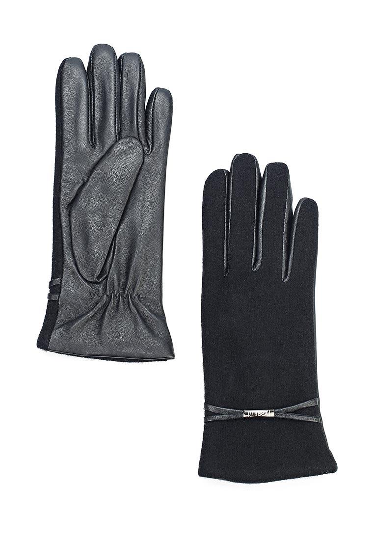 Женские перчатки Fabretti 33.2-1 black