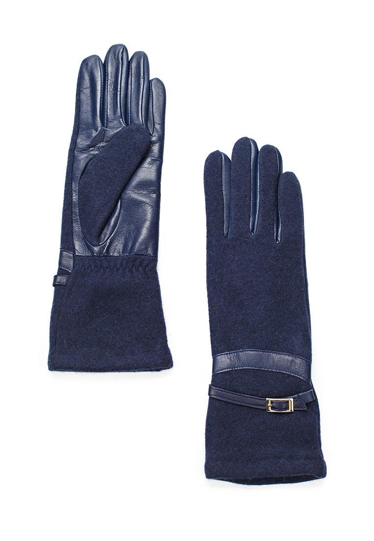 Женские перчатки Fabretti 33.4-12 blue