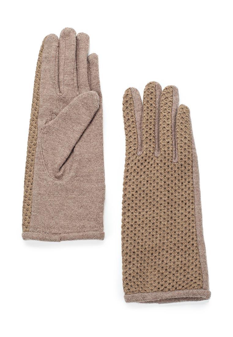 Женские перчатки Fabretti (Фабретти) D2017-1-taup