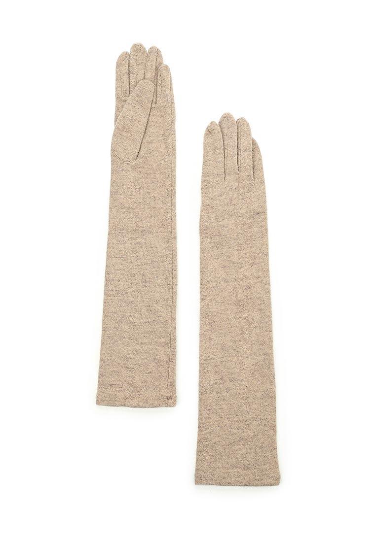 Женские перчатки Fabretti D2017-4#-beige
