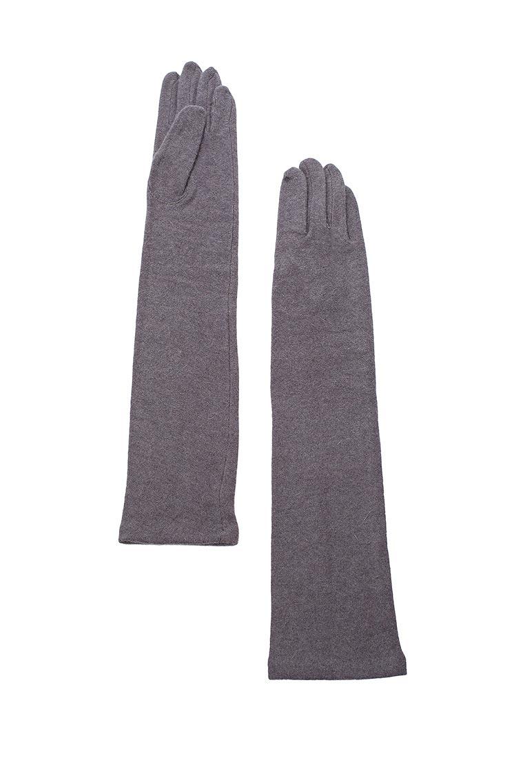 Женские перчатки Fabretti D2017-4#-d.gray