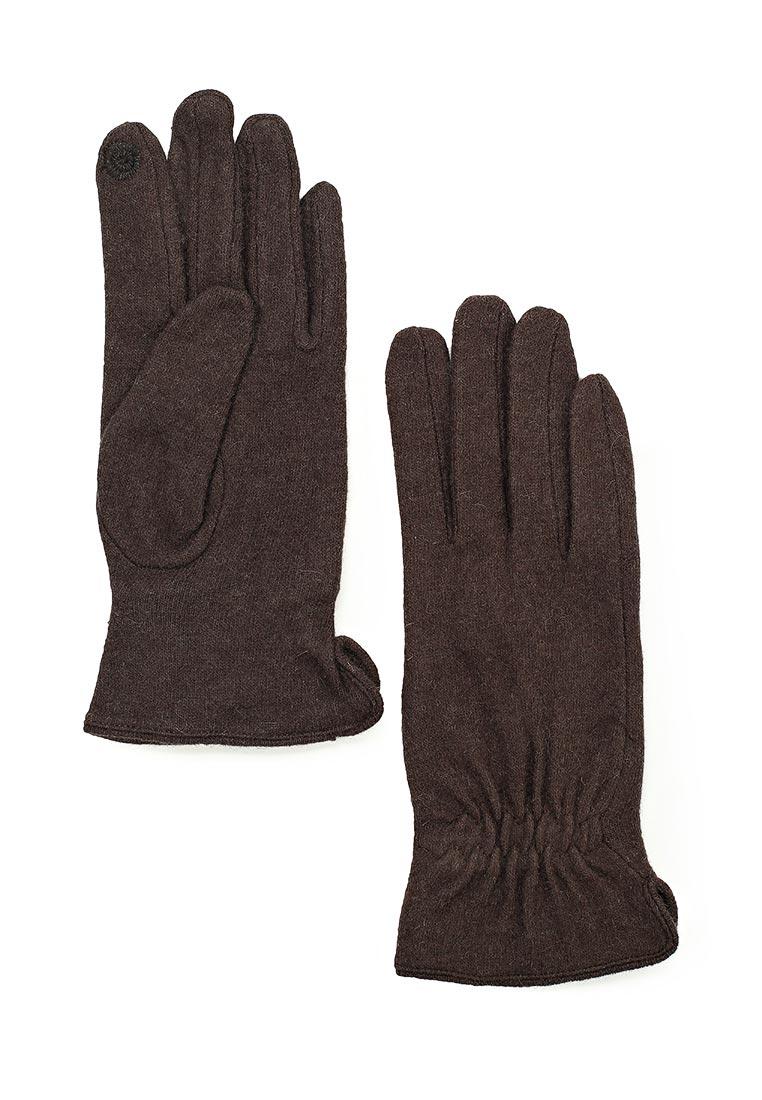 Женские перчатки Fabretti HB2017-12-brown