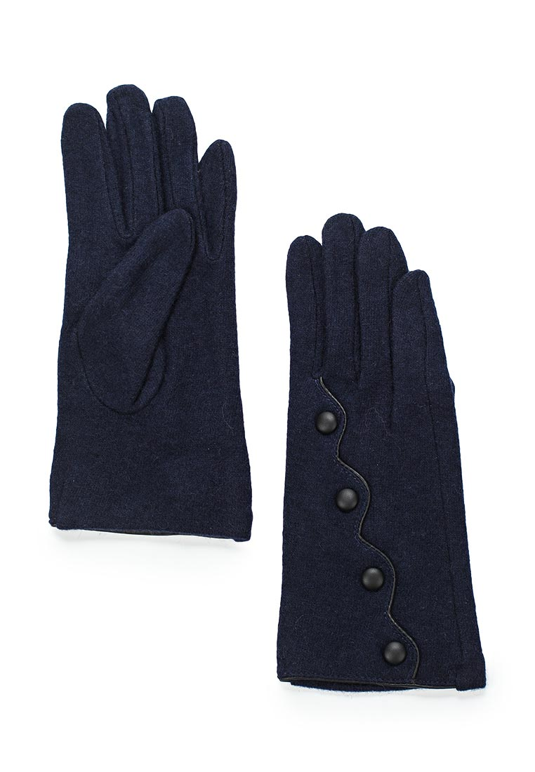 Женские перчатки Fabretti HB2017-4-dark navy