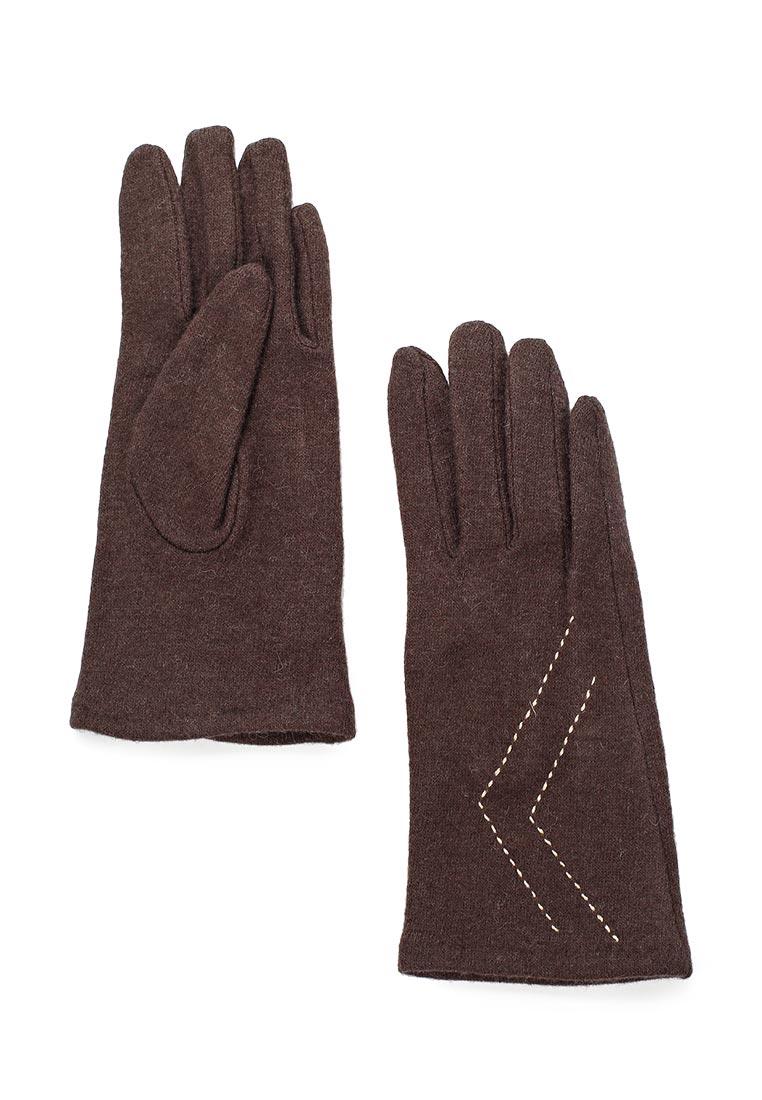 Женские перчатки Fabretti HB2017-5-brown