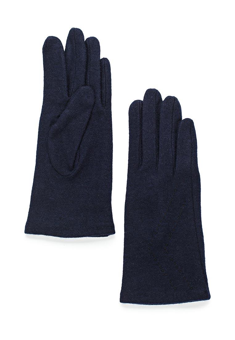 Женские перчатки Fabretti HB2017-5-dark navy