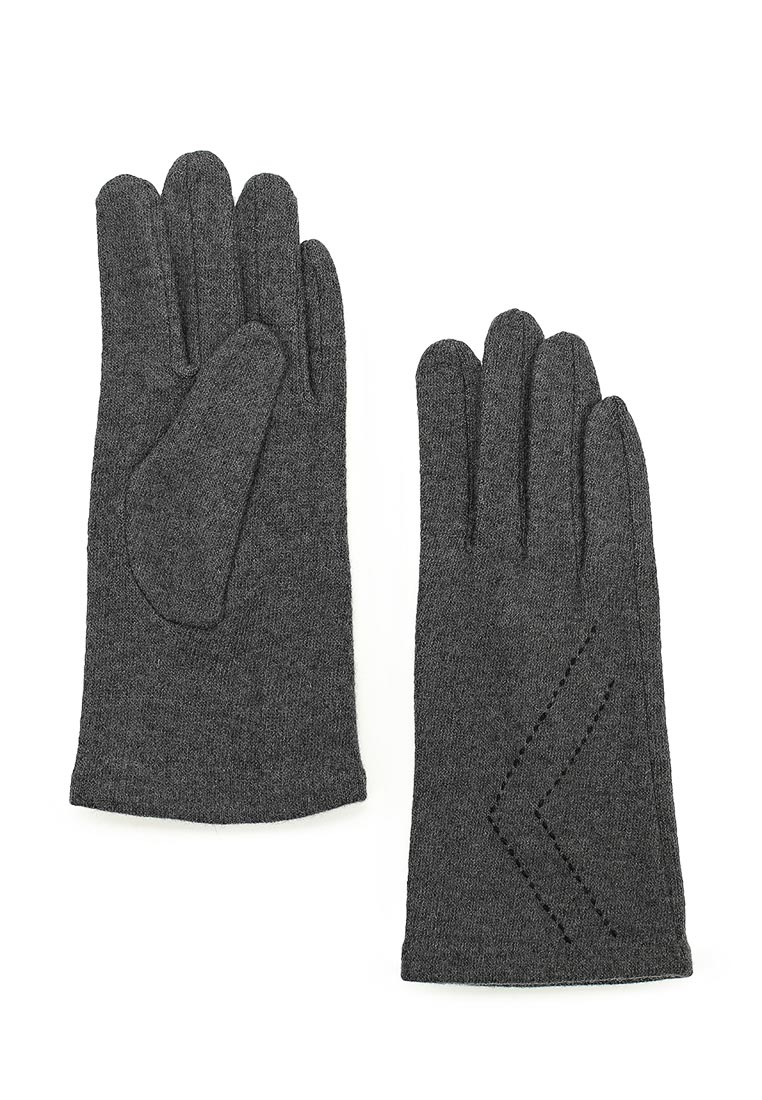 Женские перчатки Fabretti HB2017-5-gray