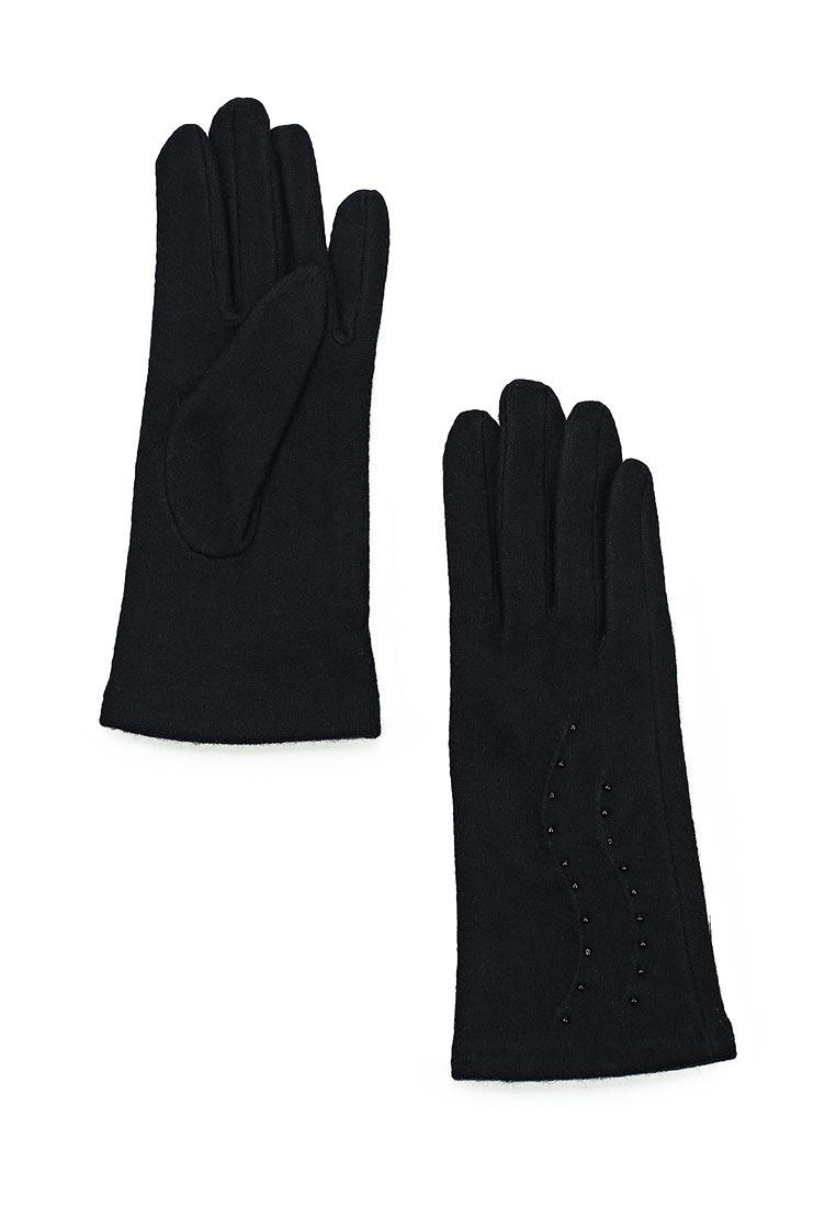 Женские перчатки Fabretti HB2017-6-black