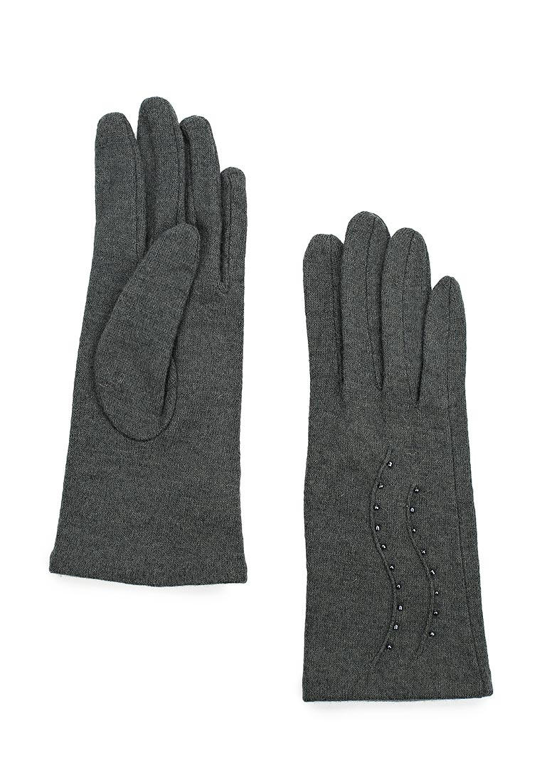 Женские перчатки Fabretti HB2017-6-gray