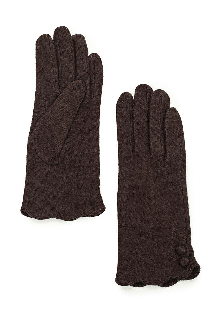 Женские перчатки Fabretti HB2017-7-brown