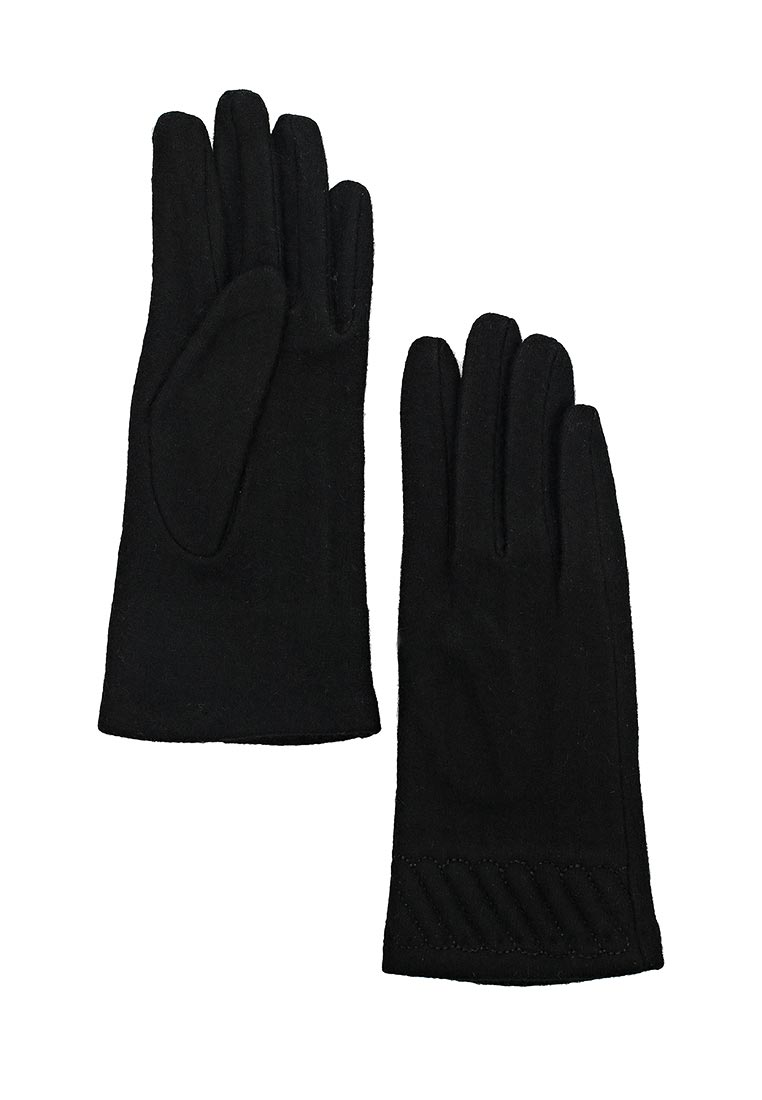 Женские перчатки Fabretti HB2017-9-black