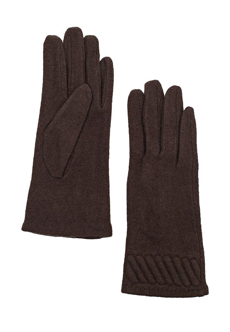 Женские перчатки Fabretti HB2017-9-brown
