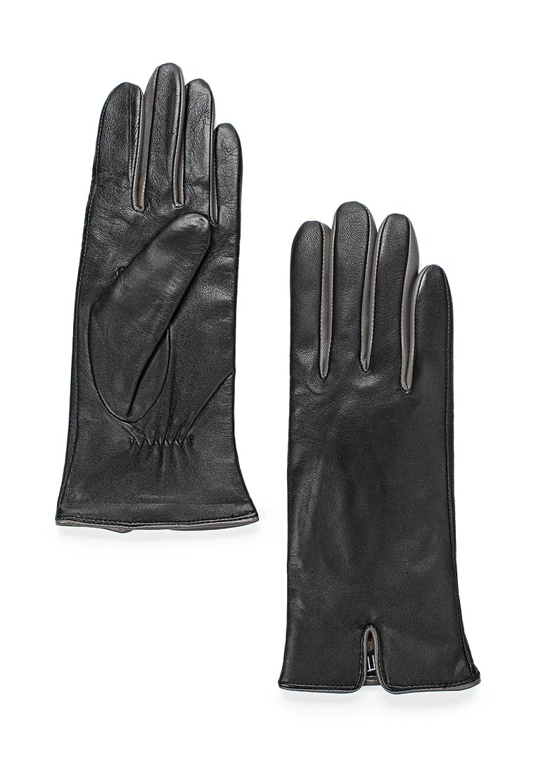 Женские перчатки Fabretti 12.16-1/9 black