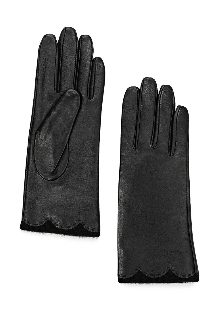 Женские перчатки Fabretti 12.68-1 black