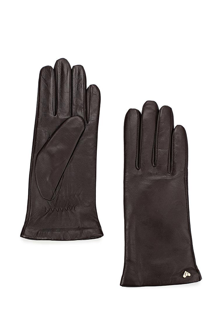 Женские перчатки Fabretti 12.77-2 chocolat