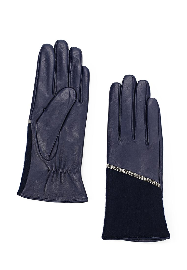 Женские перчатки Fabretti 15.15-12 navy